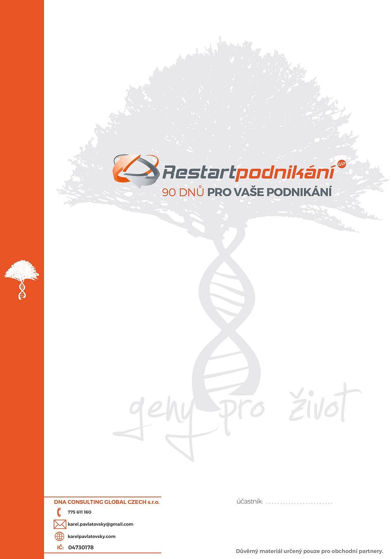 Restart podnikání - 90 denní řízená změna v podnikání