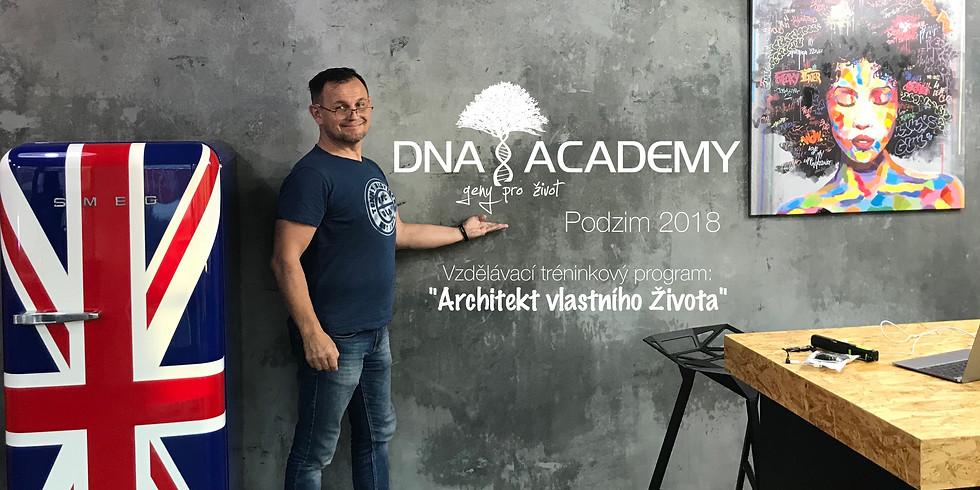 """Pilotní workshop """" Architekt vlastního života""""  (1)"""