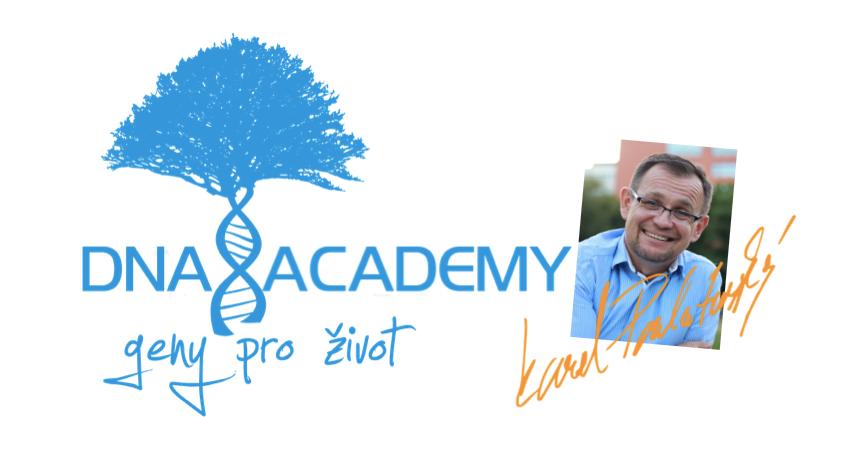 """DNA Academy """" Gen pro Život"""""""
