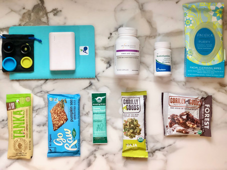 My Travel Essentials for 2018