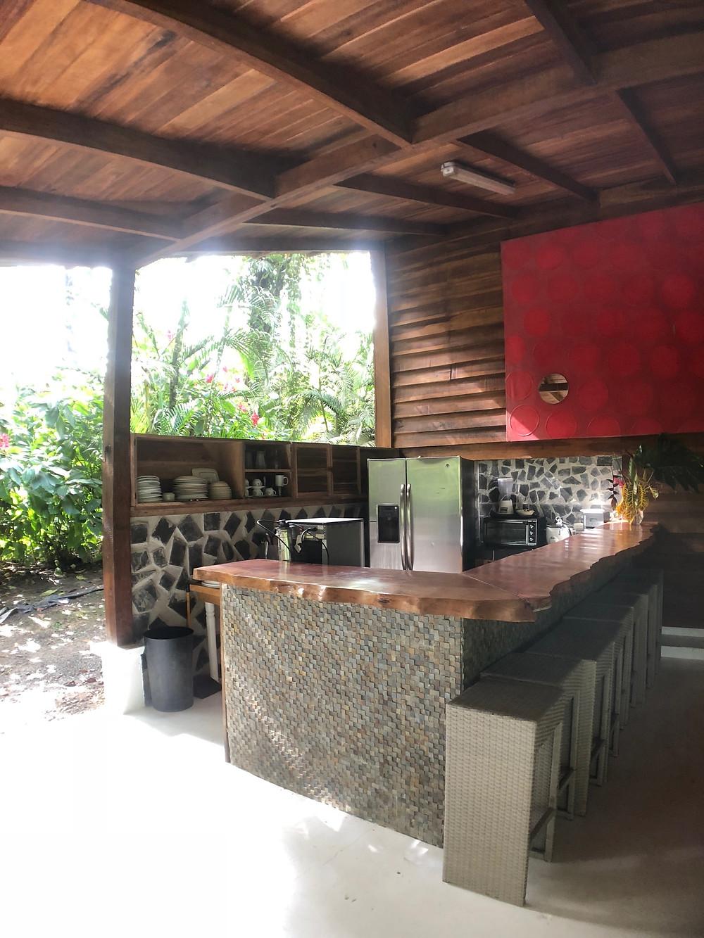 Costa Rica Kitchen 2018