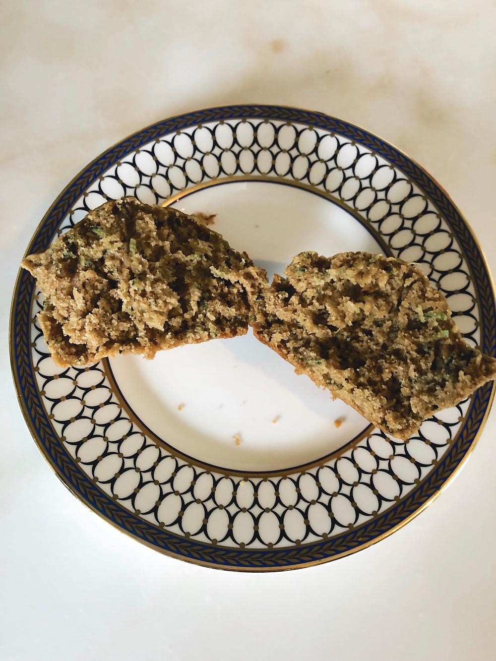 Gluten Free Zucchini Muffins