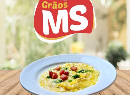 Canjiquinha com Bacon e Frango - MS Grãos