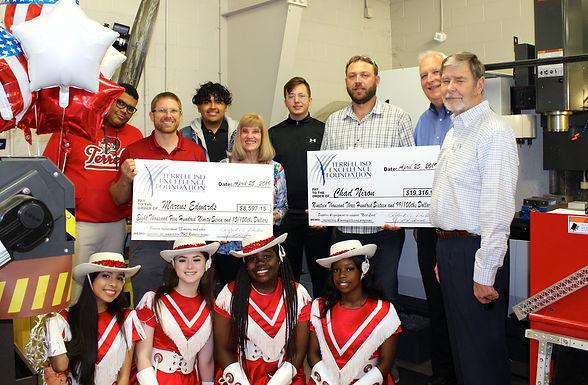 Spring Grants Awarded