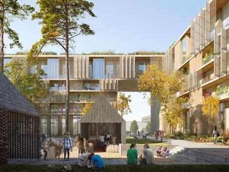 Vi jobber sammen med Møller Eiendom om utvikling av nytt byutviklingskonsept