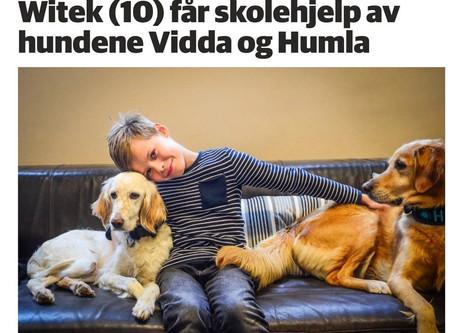 Dyrebar Skoledag i Ås Avis