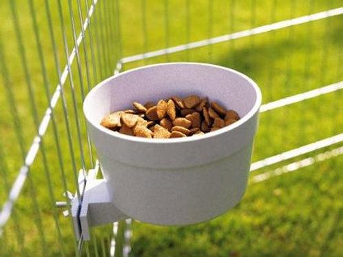 Crock skål til bur