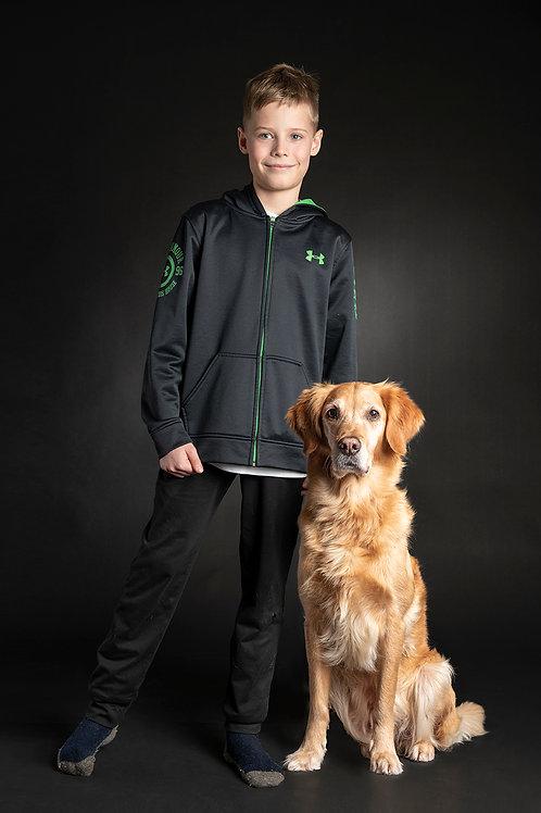 Terapi-/skolehund utdanning