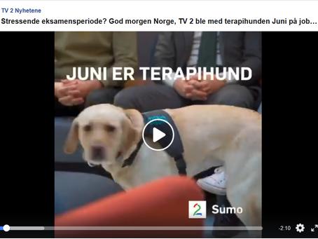 Innslag fra God Morgen Norge