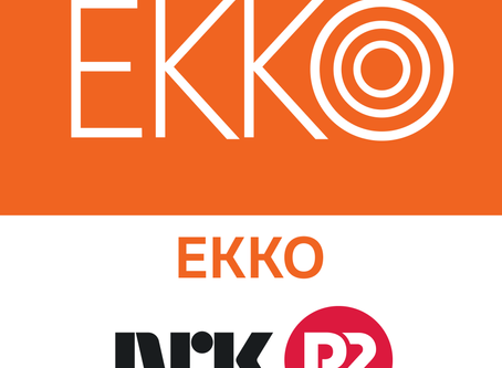 Dyrebar Omsorg på NRK EKKO