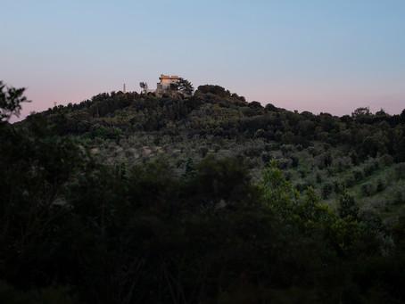 Prosjektuke på Sardinia
