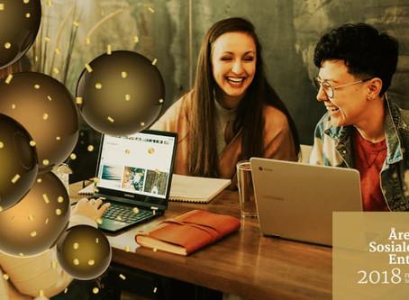 Vi er fremmet som kandidat til Årets Sosiale Entrepenør!!