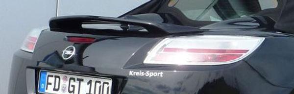 Opel Autohaus Kreis Fulda Großenlüder Opel GT Tuning Heckspoiler GT