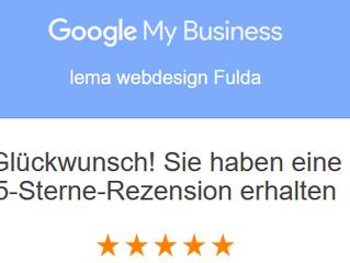 Auf Google Bewertungen reagieren