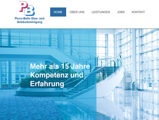 Neue Webseite für PICCO BELLO Fulda