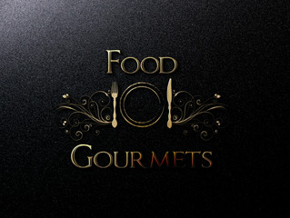Marketing Agentur lema webdesign, entwirft neues Logo für Food Gourmets