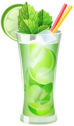 Transparent_Mojito_Cocktail_PNG_Clipart-