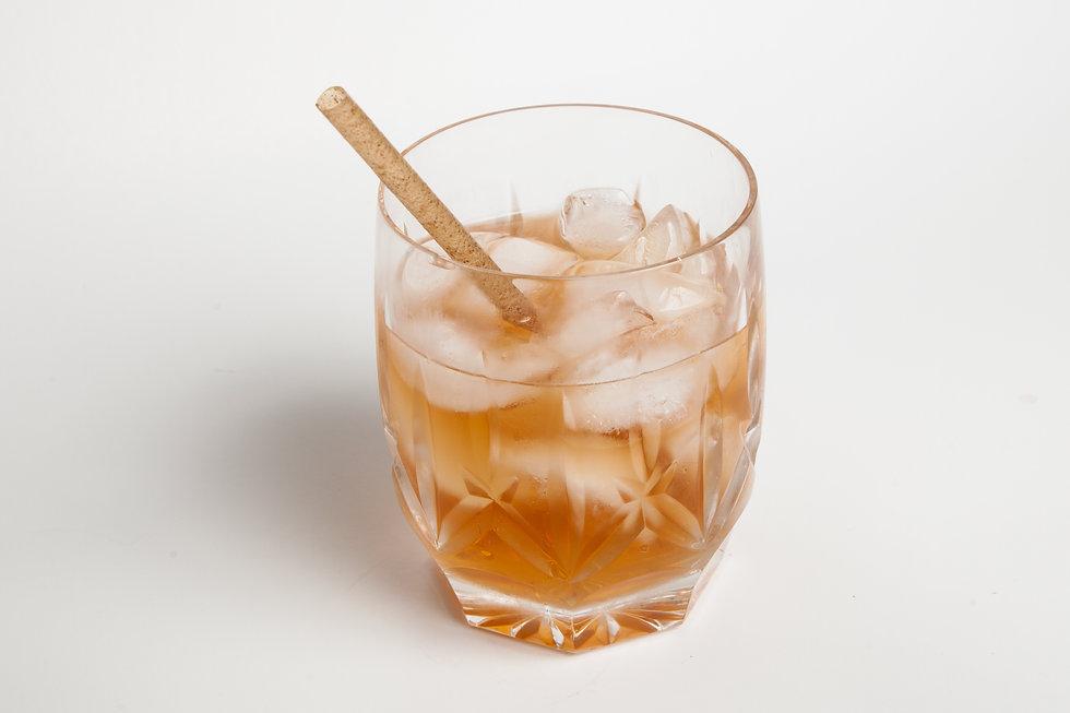 AvoplastiQs biodegradable agave cocktail straws