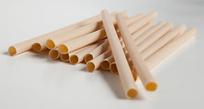 real biodegradable straws by avoplastiQs