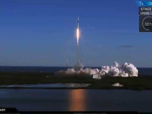 Second GPSIII Satellite Launched