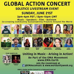 EMA Global Action Concert WUW