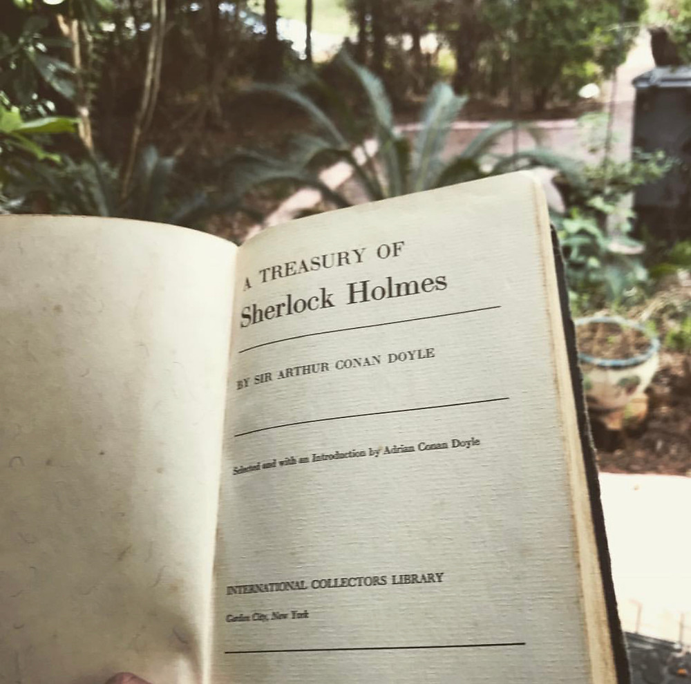 A Treasury of Sherlock Holmes (Forward by Doyles son)
