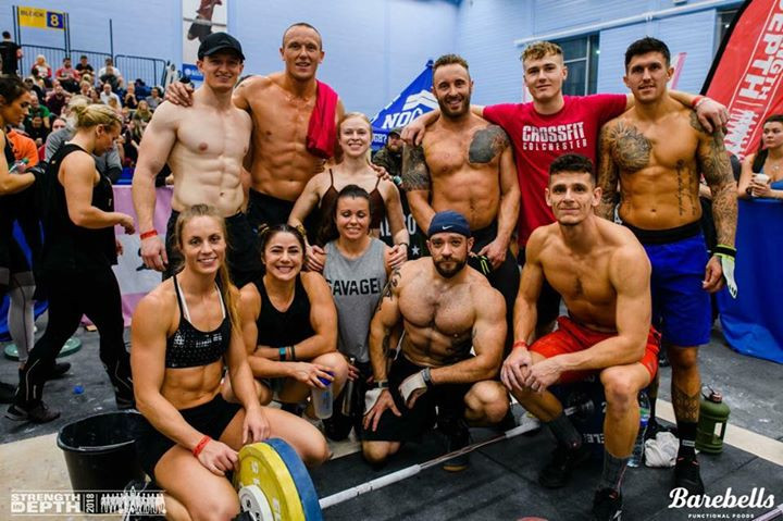 The Team at Strength in Depth 2018