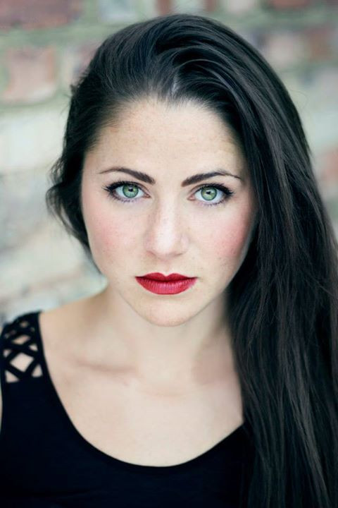 One of my actors headshots - By Alicia Love 2014