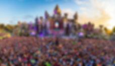 Tomorrowland Mainstage Boom De Schorre taxi vervoer