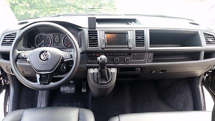 Volkswagen T6 Caravelle dashboard interieur bestuurder