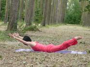 Lin Pilates oefening