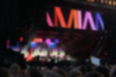 Rock Werchter stage podium Paul Maartney camping taxi vervoer