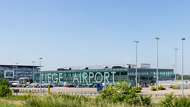 Liege Bierset Airport Luik luchthaven passenger terminal
