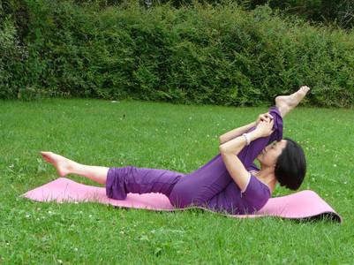 Pilatesoefening