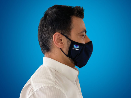 Fine Hygienic and Living Business partner to encourage people to wear sustainable masks