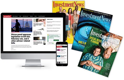Investment News Media Kit