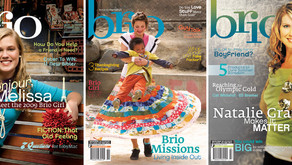 Focus on the Family Revives Brio, a Christian Magazine for Teenage Girls