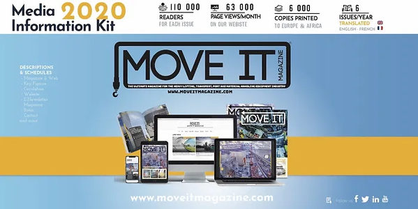 Move It Magazine Media Kit