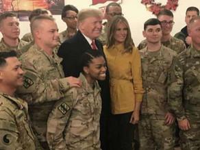 Trump Visits Iraq