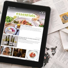 What should you consider when publishing a digital magazine?