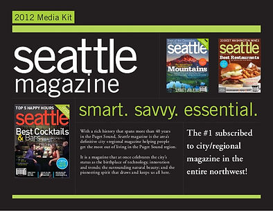 Settle Magazine Media Kit