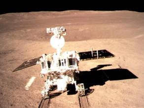 Chinese Moon Landing