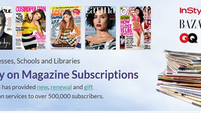 What are some budget friendly ways to get a lot of subscribers to a free local magazine?