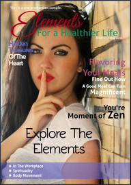 Elements for a Healthier Life