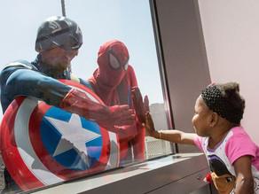 Superhero Window Cleaners in Brazil