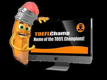 TOEFL Champ - TOEFL iBT