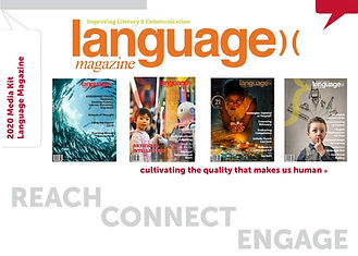 Language Magazine Media Kit