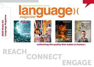 Language Magazine Media Kit