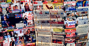 How do magazines calculate how many readers they have?