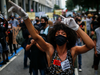 Why America's Protests Resonate So Deeply in Brazil